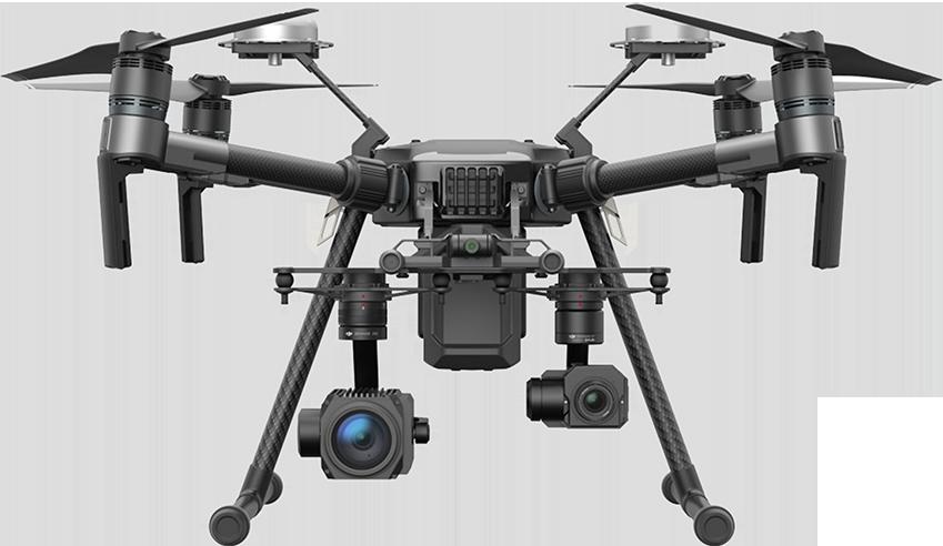DJM-Aerial-Solutions-DJI-Matrice-210-RTK-Zenmuse-Z30-Zenmuse-XT-Thermal-Imaging-waterproof-drone-inspection-survey
