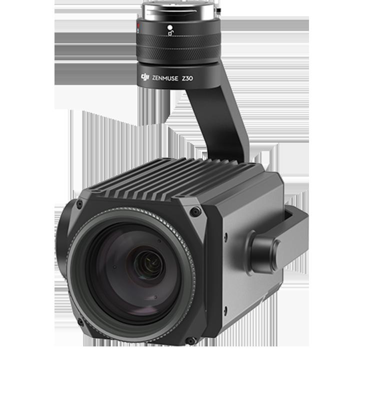 DJM Aerial Solutions DJI Zenmuse Z30 Thermal Imaging