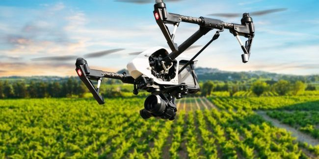 Drones Farming and Agriculture | DJM Aerial Solutions | UK Crop Scouting
