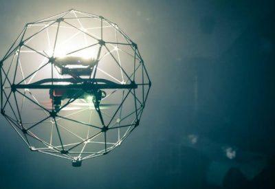 DJM Aerial Solutions Confined Space Drone technology Tank Inspection Boiler inspection boiler survey uav