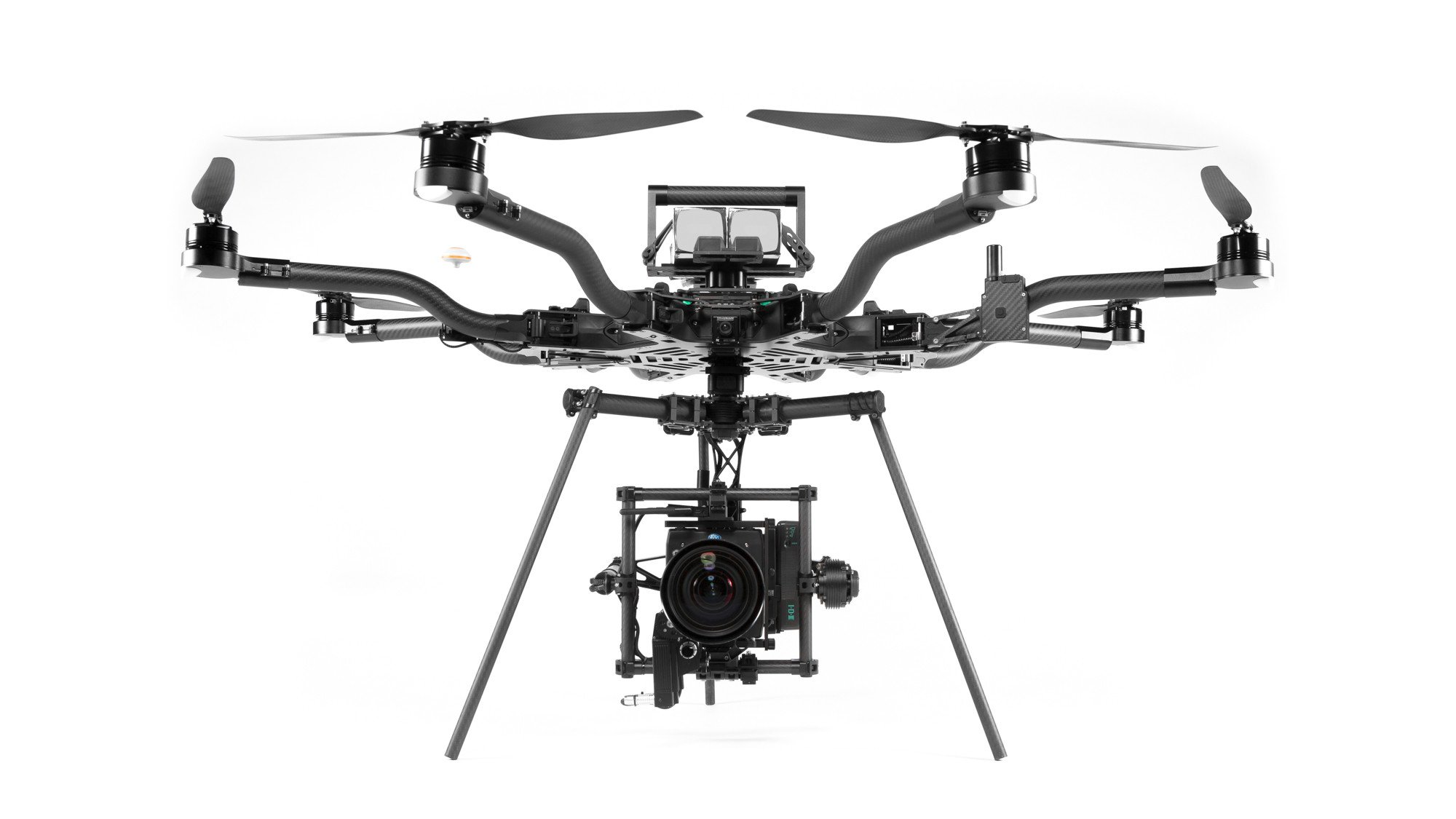 Freefly Alta 8 Octocopter Heavy Lift videography and creative