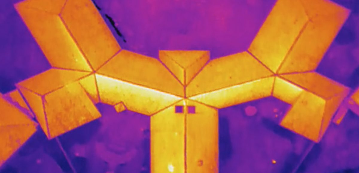 djm aerial solutions north east drone services provider can provide thermal services throughout the region middlesbrough drone services provider djm aerial solutions carry out building envelope thermal survey and inspection for NHS Trust