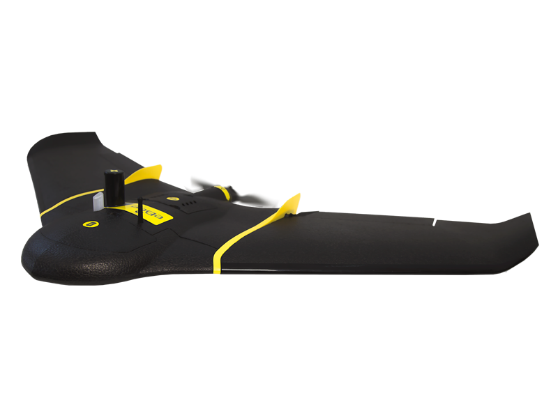 Sensefly eBee mapping fixed wing drone for BVLOS operations